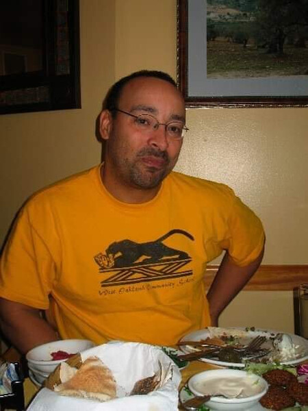 Dirk Tillotson, 52, was a prominent education activist in Oakland who was shot and killed Oct. 1, 2021.