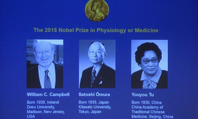 nobel-prize-medicine-2015