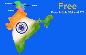 Jammu and Kashmir Special Status Gone No More Article 35A and Article 370