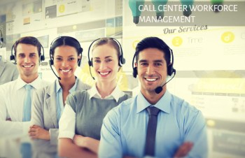 How Artificial Intelligence Help in Call Center Work Force Management