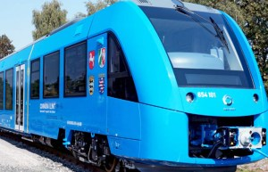 World First Zero Emission Hydrogen Passenger Train Coming in Germany