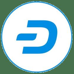 dash logo криптовалюта