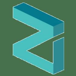 Zilliqa logo криптовалюта