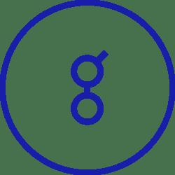 Golem Submark Positive RGB криптовалюта