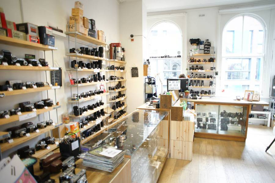 West Yorkshire Cameras and the Survival of Analogue      Lomography What made you want to run a vintage camera shop  How did you get started  and find your foothold in the industry
