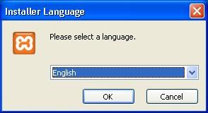 Pemilihan Bahasa