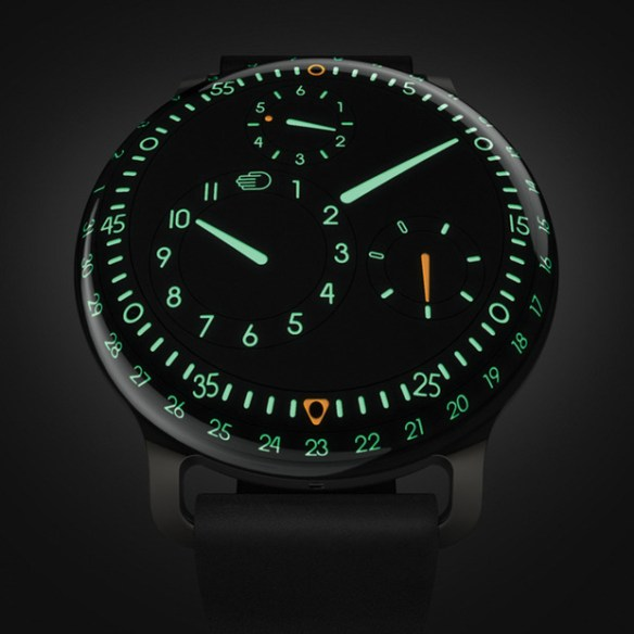 Ressence Type 3 Watch