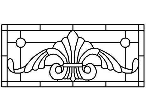 Free Printable Stained Glass Patterns