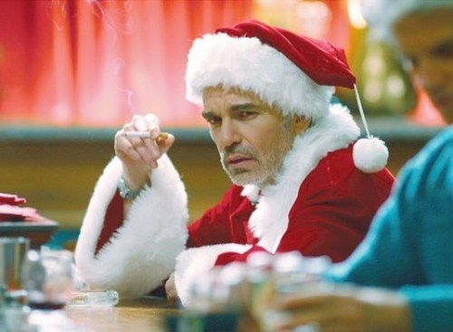 Billy Bob Thornton is so bad he's good as a department store Santa with a wandering eye, a foul mouth and a drinking problem. The movie is full of cringe-worthy moments but Thornton plays his Santa so bad, you can't look away.