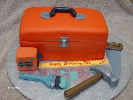 Handyman Birthday