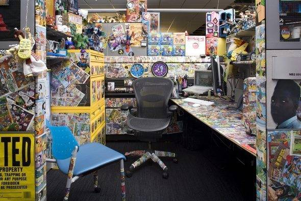 Best offices to work in Cartoon Network 2