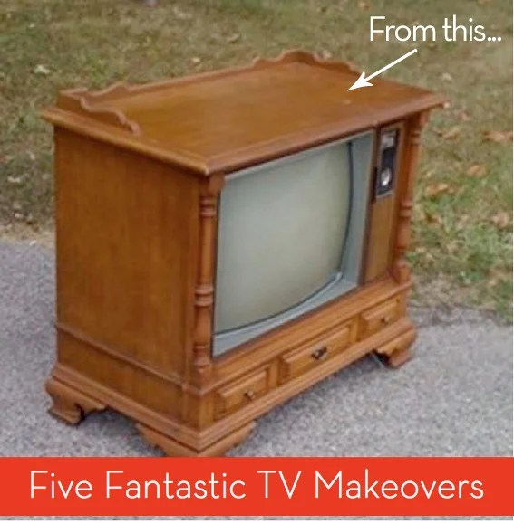 Round Up 5 Fantastic TV Makeovers Curbly