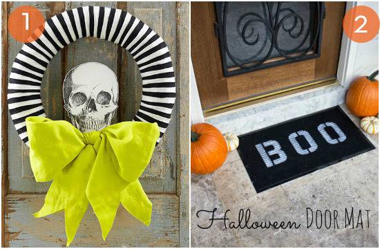 12 fall door decor ideas