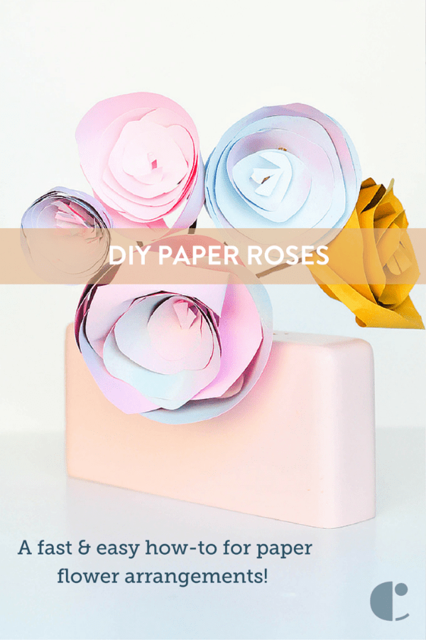 How to fold a paper rose in minutes