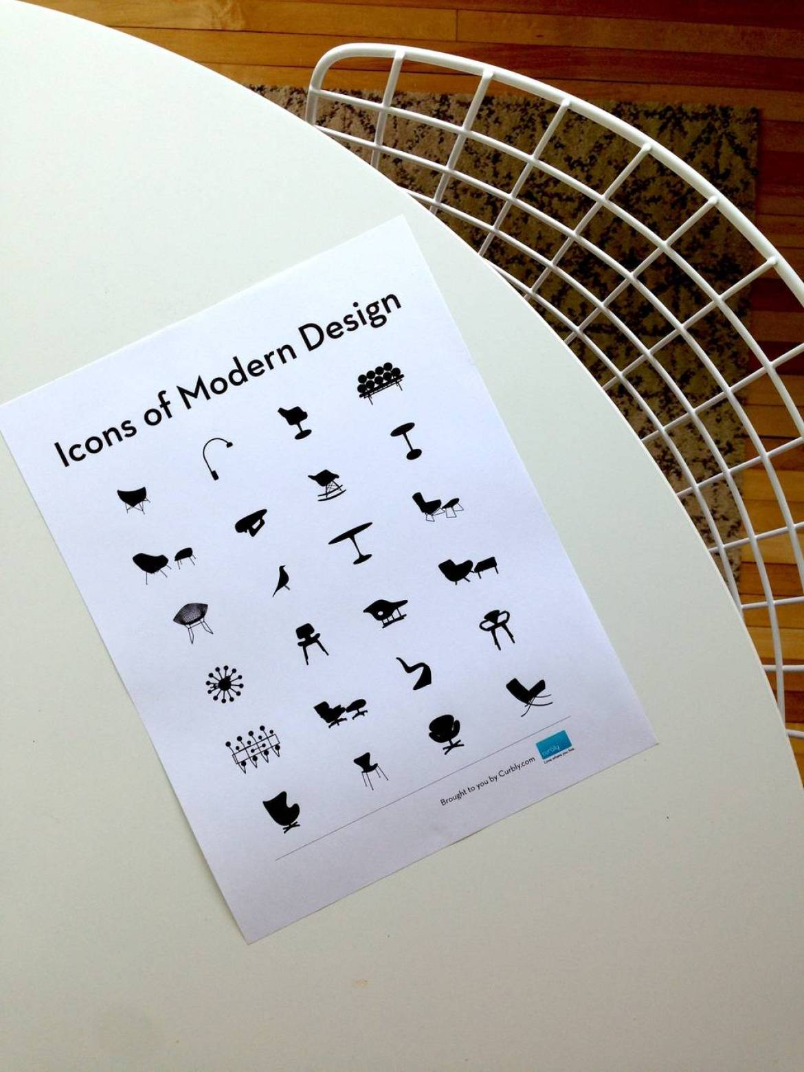 Icons of Modern Design Download PDF