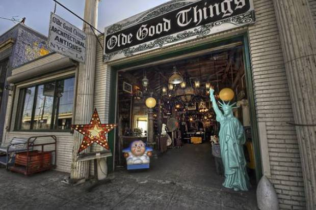 Why everyone should check out their local salvage store