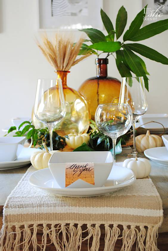 Eye Candy: 10 Gorgeous Fall Centerpieces and Tablescapes