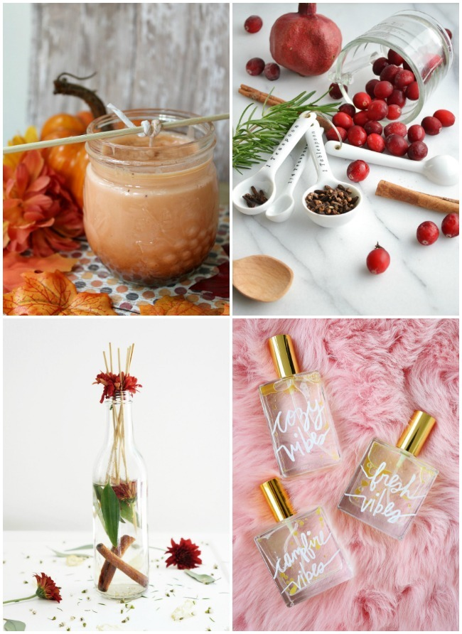 DIY Scentsational (Sorry) Ways To Make Your Home Smell Like Fall In A Natural Way