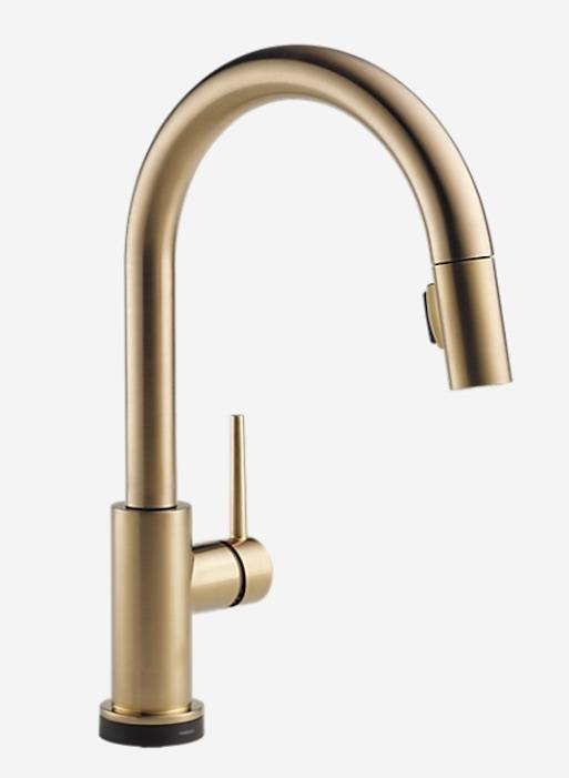 Shopping Guide: Gold. Bronze, and Copper Plumbing Fixtures