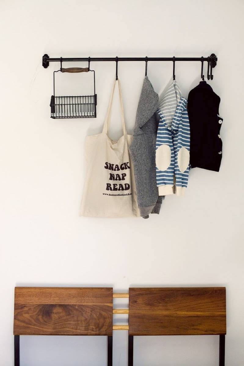 IKEA Fintorp System | 72 Organization Tips and Projects for Every Space in Your Home