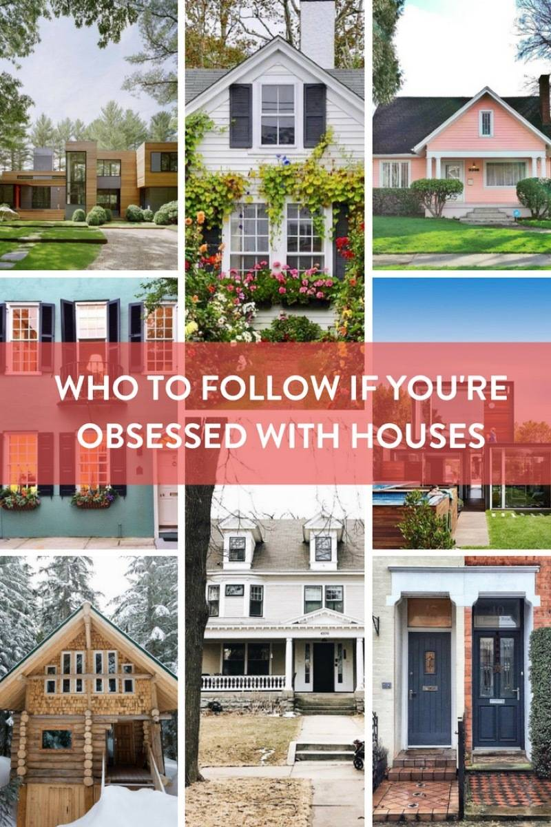 Follow these accounts on Instagram if you love the look of a good home!