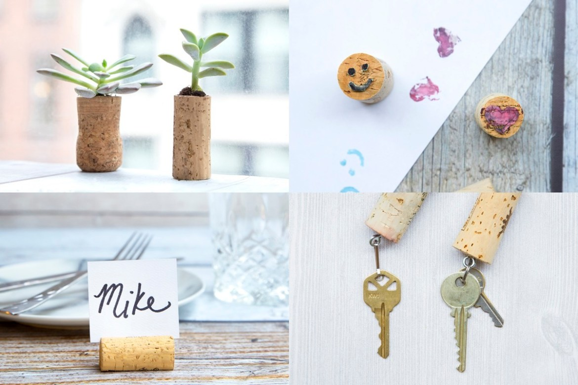 Four Quick and Easy Ways to Reuse Cork