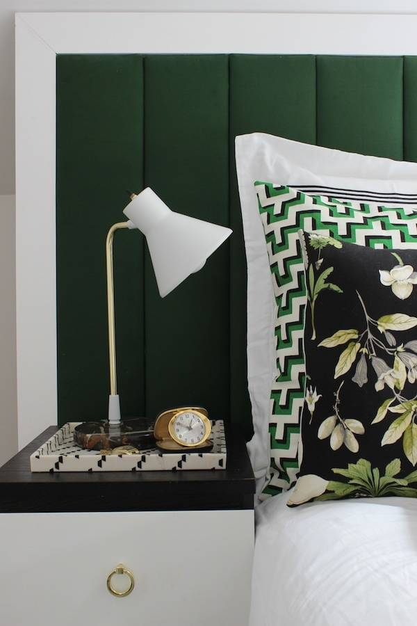 20 DIY Upholstered Headboard Projects