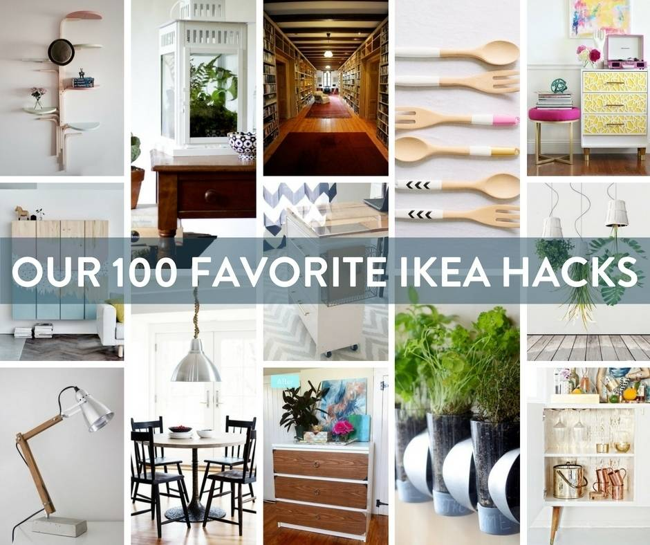100 Best IKEA Hacks of All Time