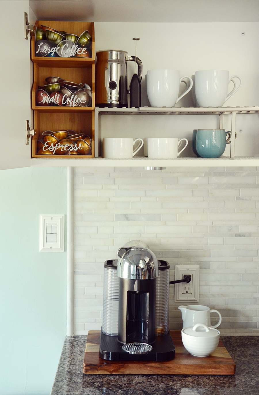 How To Make Your Own Coffee Station