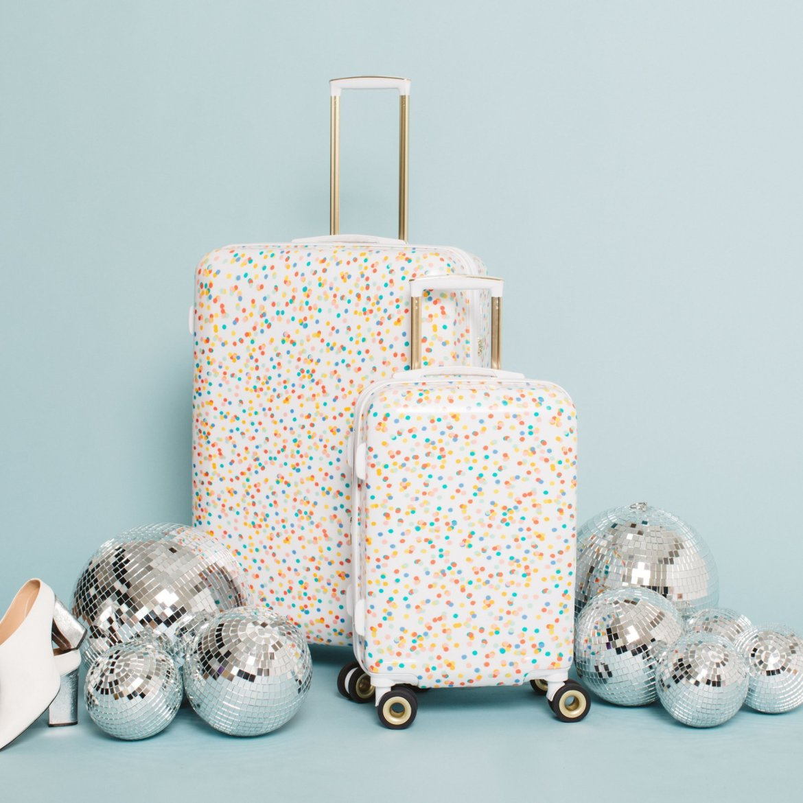Cute Luggage that will Make you Want to Plan a Vacation Right Away