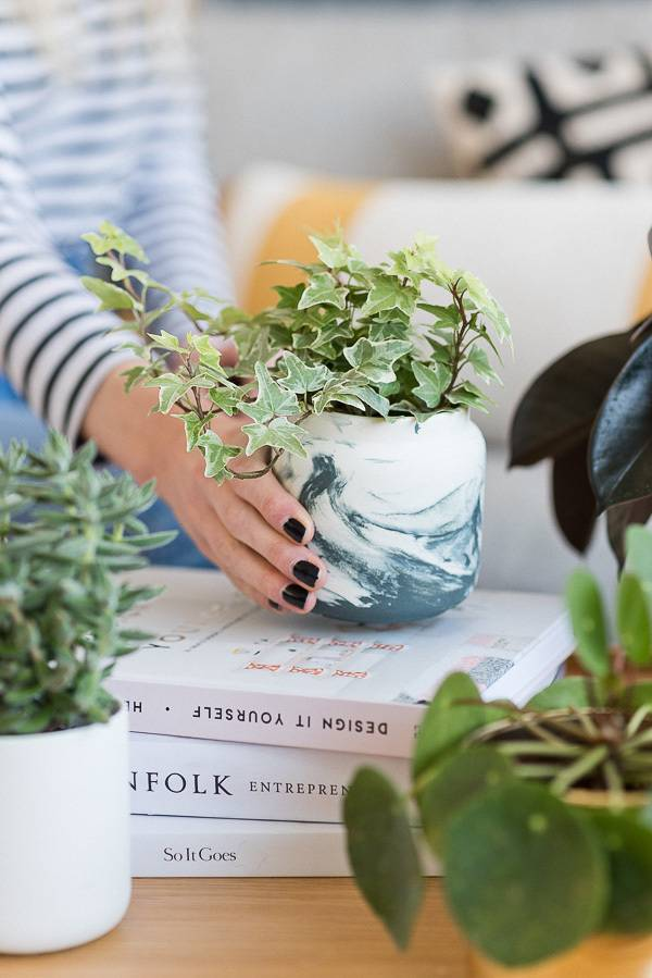 10 Gorgeous DIY Planters