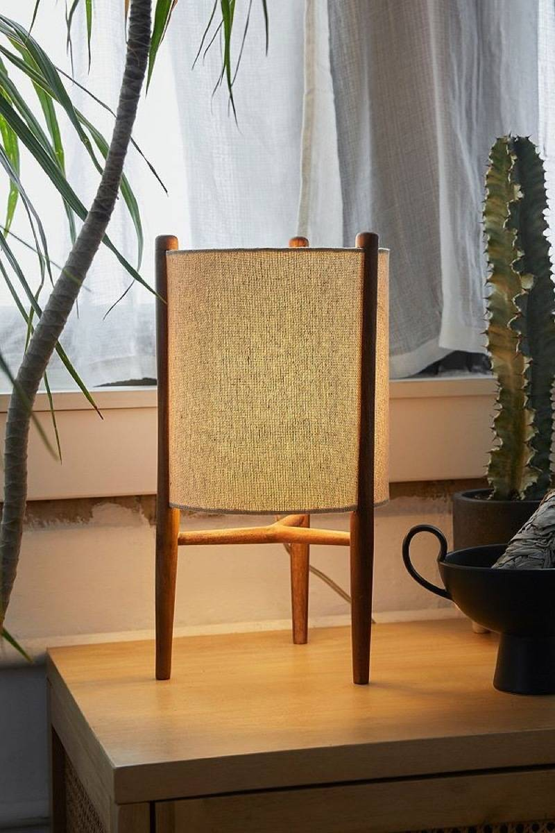 Akeno table lamp from Urban Outfitters