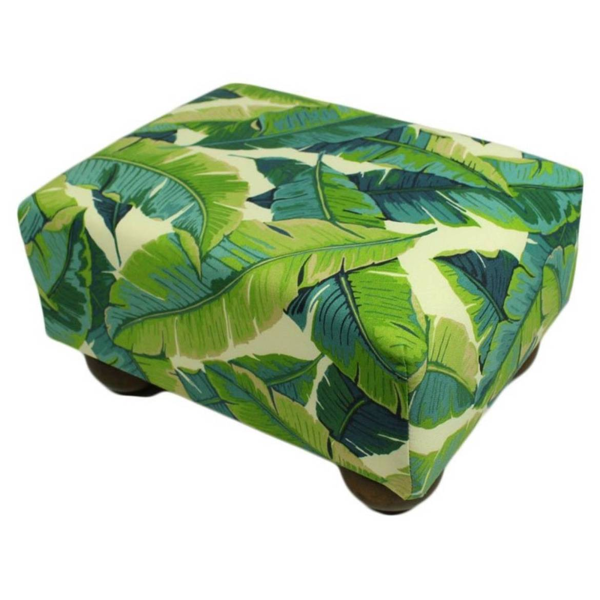 Leaves ottoman from Hayneedle