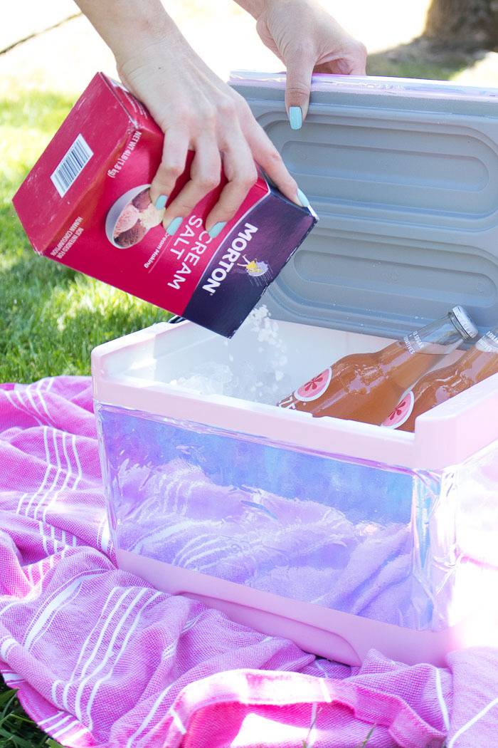 This Simple Trick will Make the Ice in your Ice Chest Last Longer