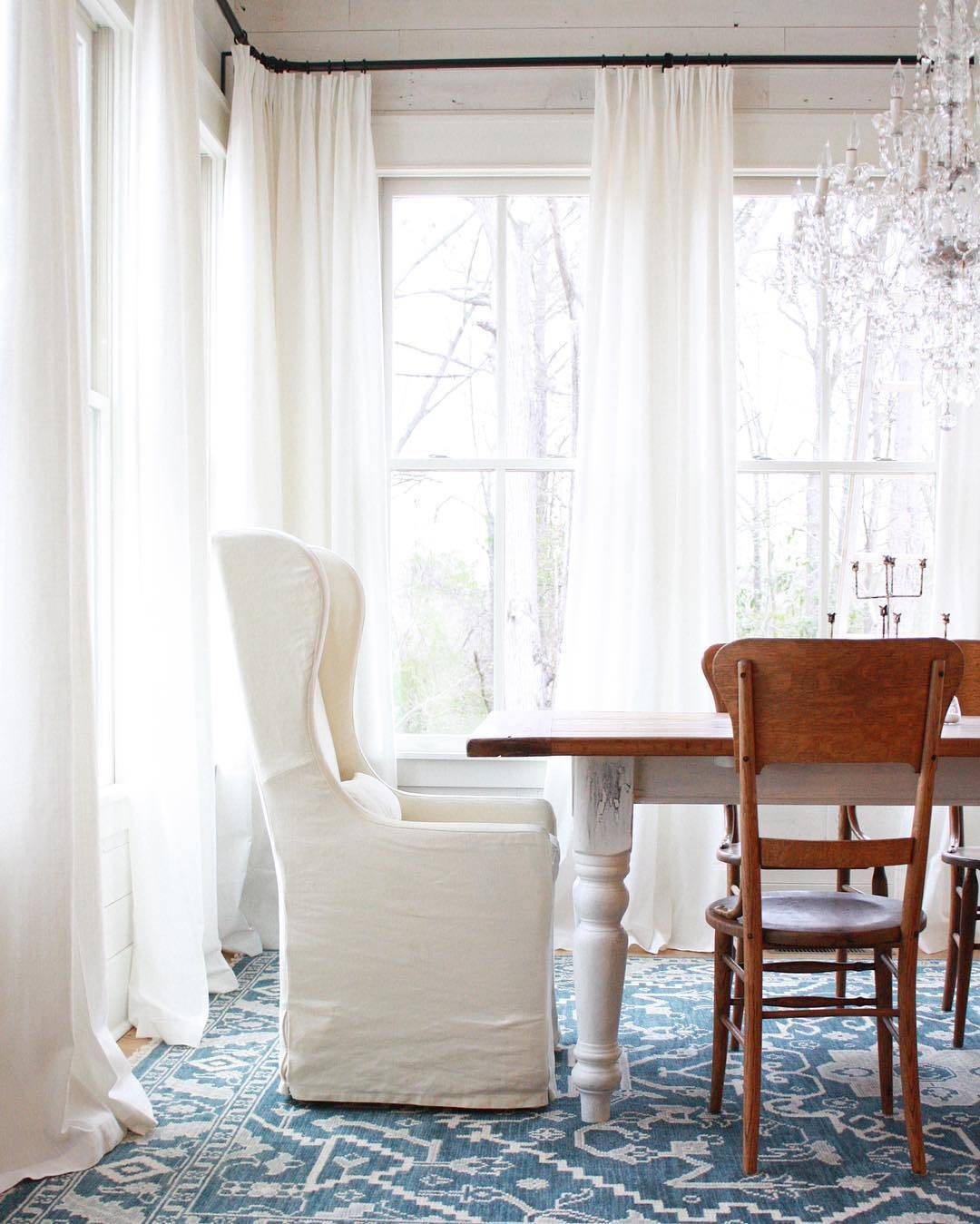 Dining room from Farmhouse for Four