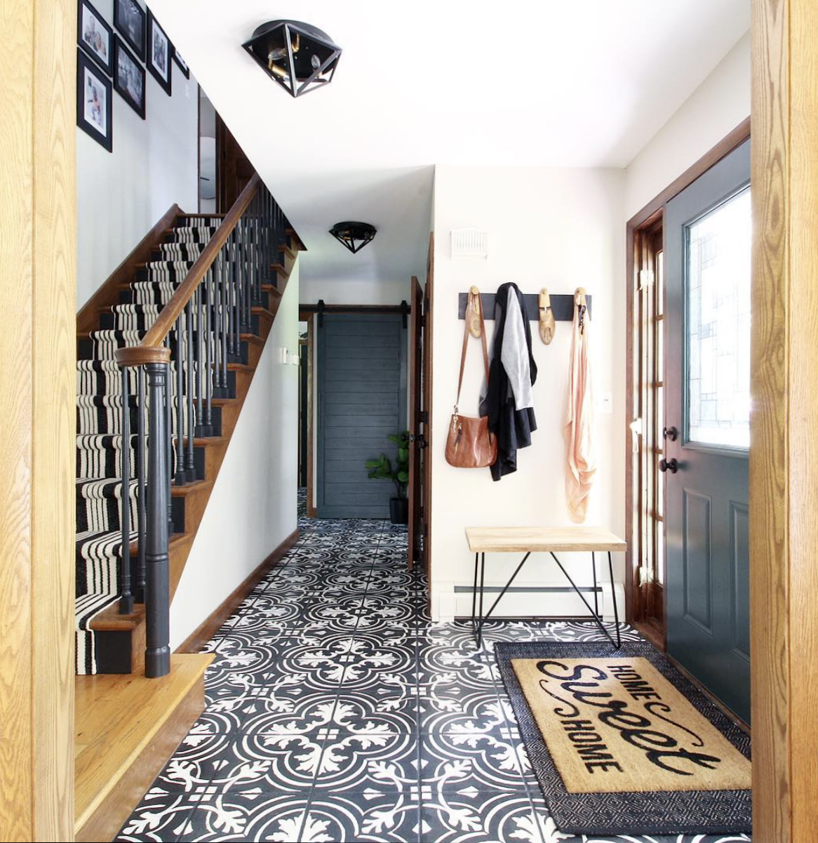 floor tile paint yes you can paint