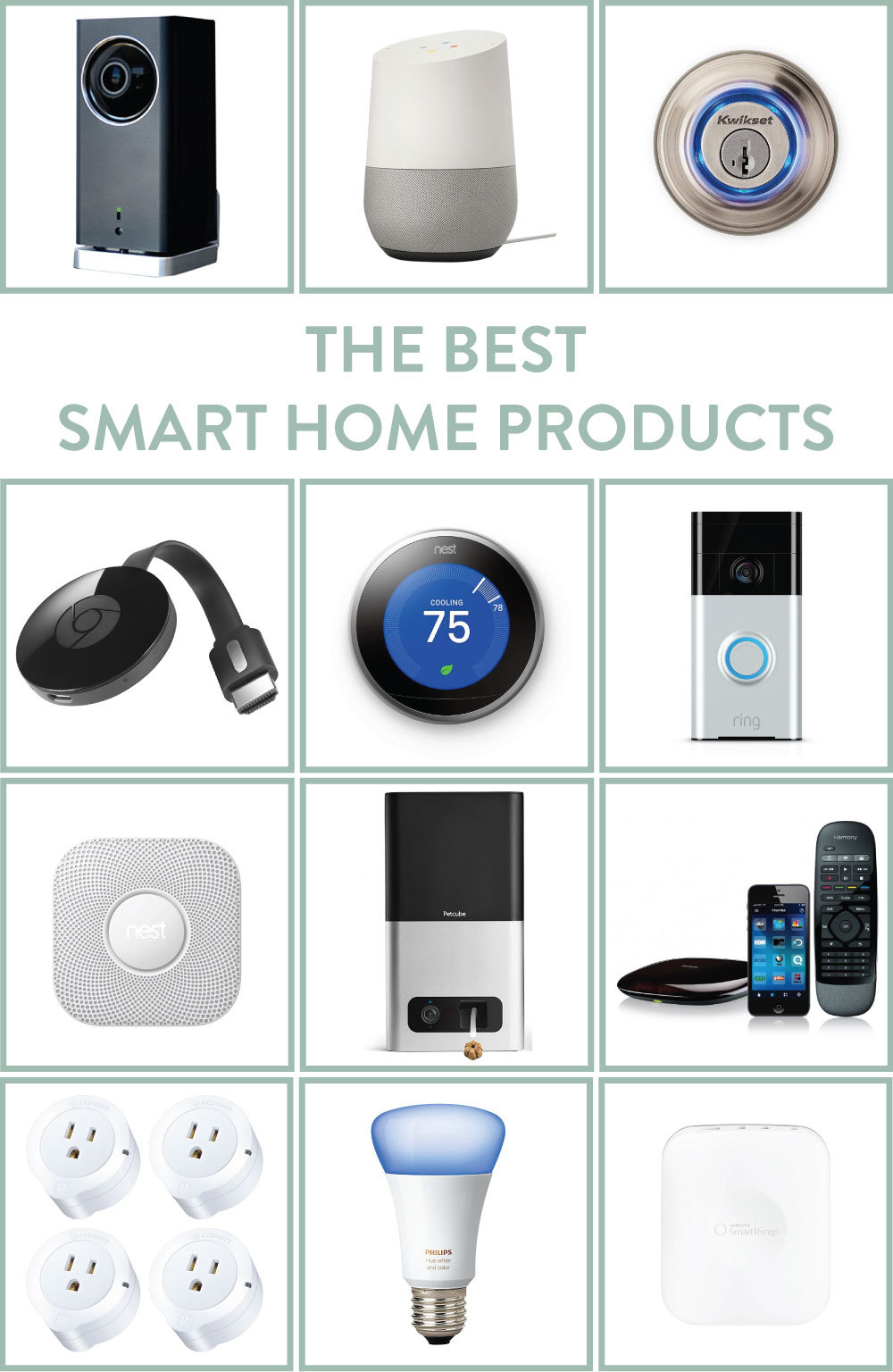 The Best Smart Home Products for Lazy People