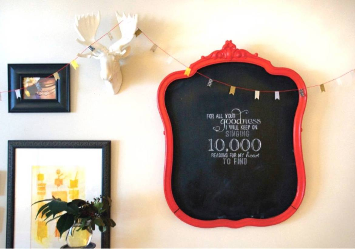 Chalkboard lettering trick with Emily Jeffords