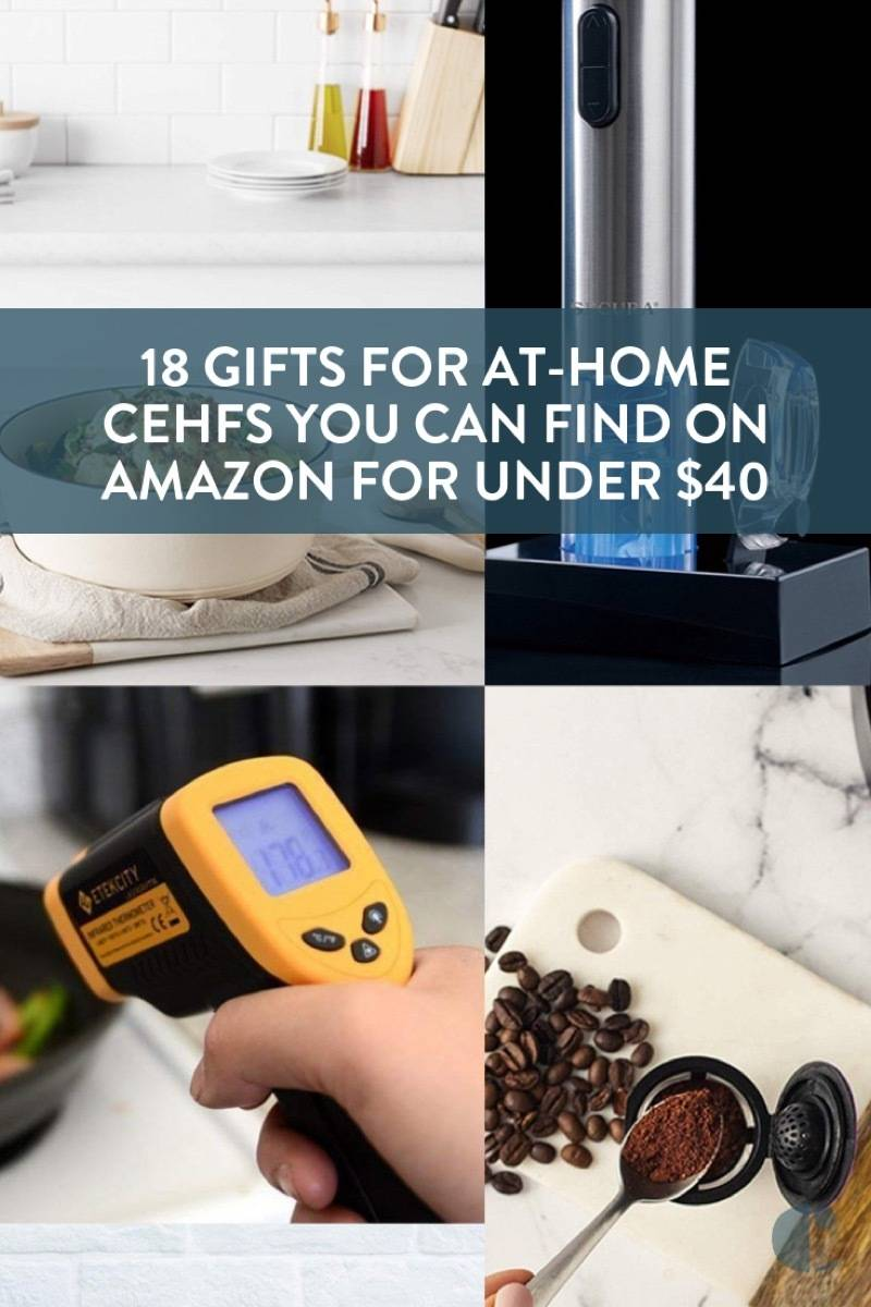 18 Gifts for Chefs you can buy on Amazon