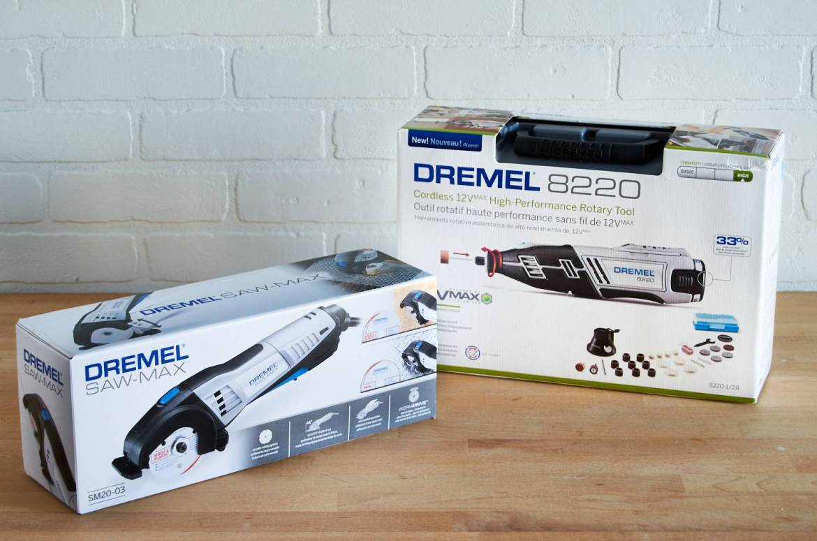 Dremel Saw-Max and rotary tool giveaway