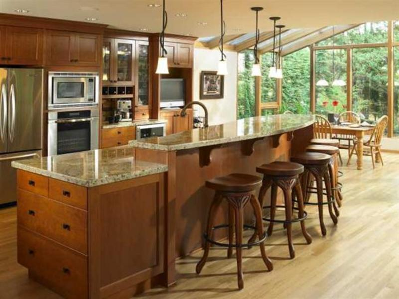 Kitchen Design Ideas No Island