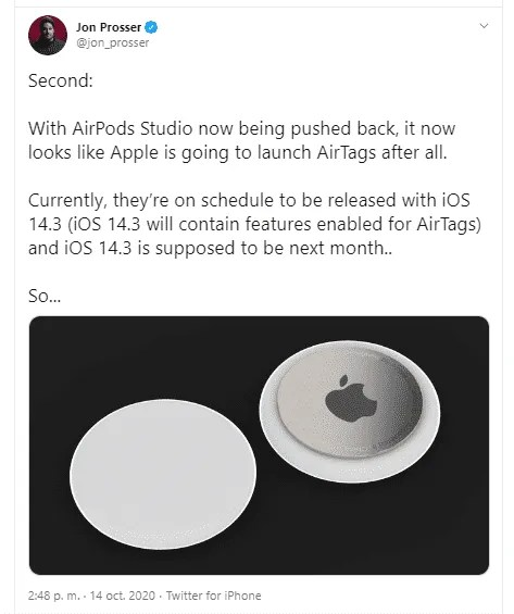 Why didn't Apple introduce the new AirPods Studio and AirTags?