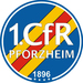 Club logo 1.CfR Pforzheim