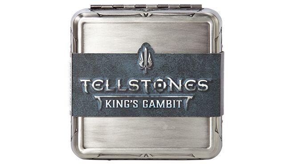 Tellstones: art de la boîte Kings Gambit