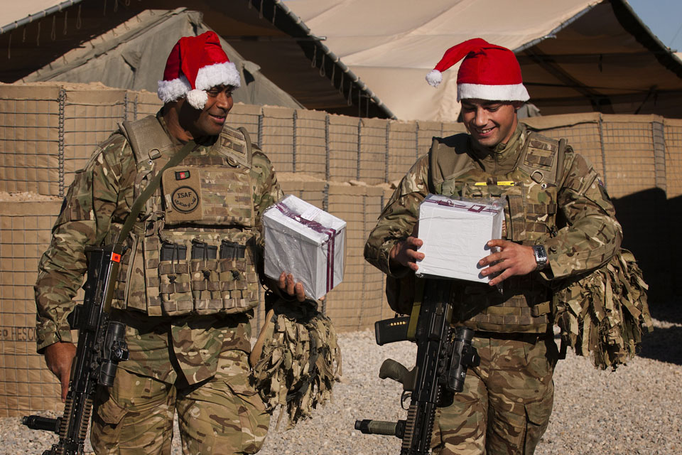 Christmas Quotes For Troops QuotesGram