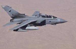Tornado GR4.