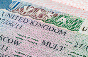 UK new visa application centre in Chiang Mai