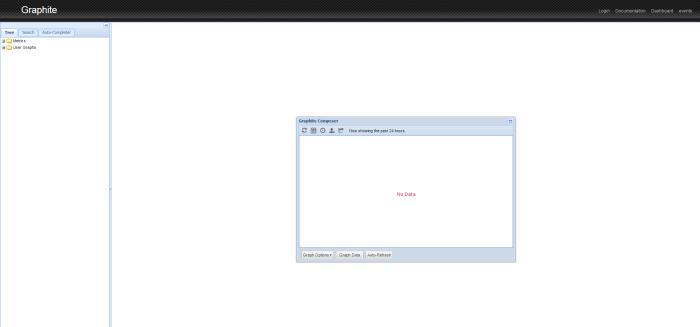 Graphite-Web Home Page