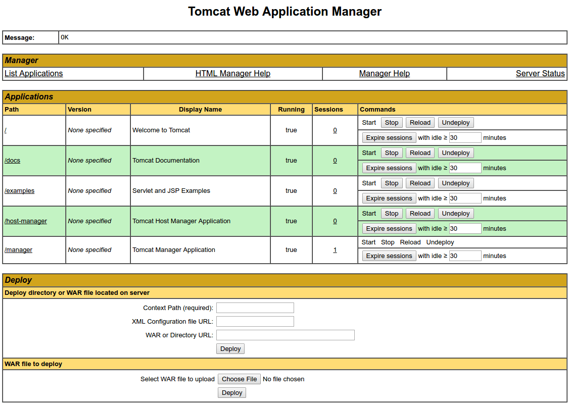 How To Install Apache Tomcat 8 On Ubuntu 16 04