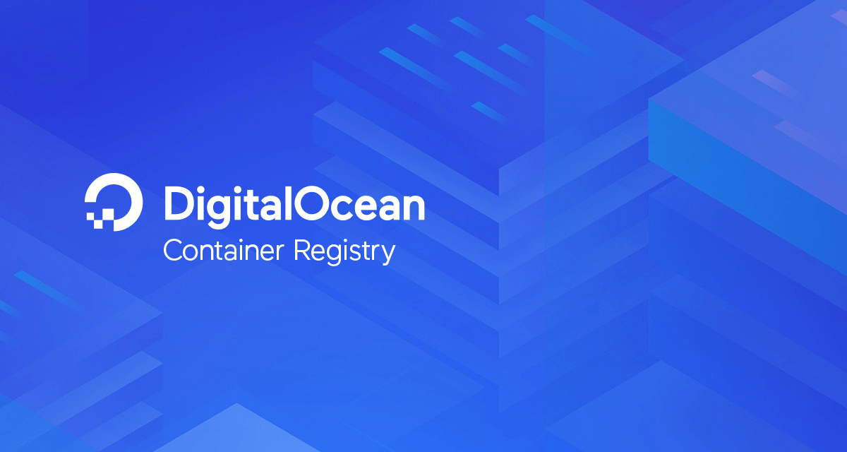 Making Kubernetes Easier With Digitalocean Container Registry And